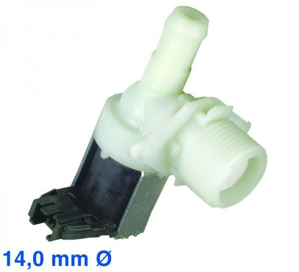 Magnetventil 1fach 90° 14,0mmØ passend wie 461971013602 481227128375