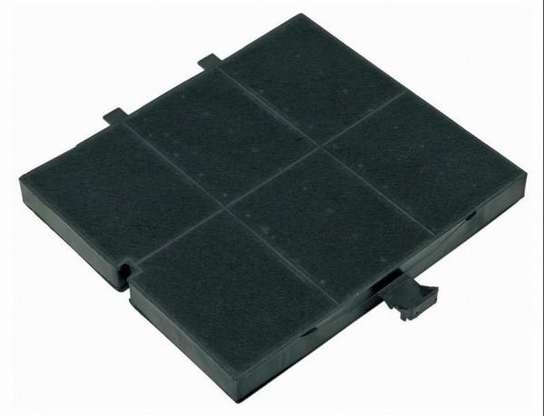 Kohlefilter 260x265mm passend wie Bosch Siemens 00361047 (Alternativartikel)