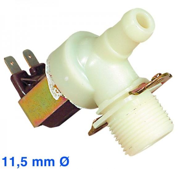 Magnetventil 1fach 90° 11,5mmØ einsetbar für 5020627400/8
