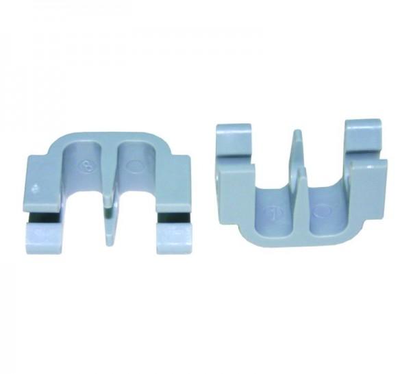 KorbeinsatzLagerset für Unterkorb Bosch Siemens 00167291