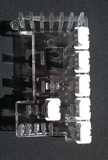 Tastensatz mit Lichtleiter 5+1