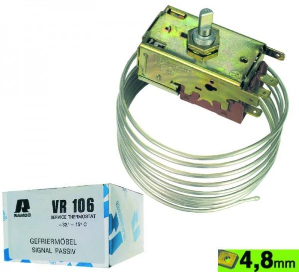 Thermostat K54H3400 Ranco VR106 ET2037220982