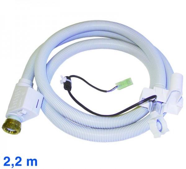 Zulaufschlauch Aquastopschlauch 2,2m 00296063