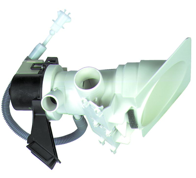 Laugenpumpe Ablaufpumpe Pumpe für Waschmaschine Whirlpool AWM 6101