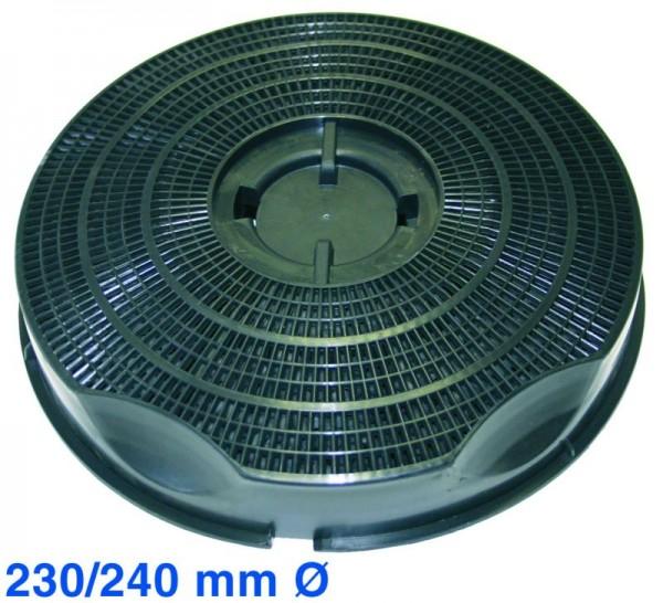 Kohlefilter Ø 230/240mm ET2080420125