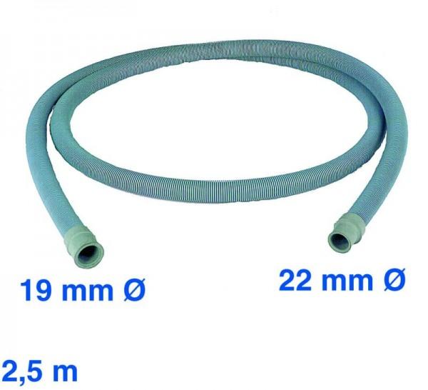 Ablaufschlauch 19mm.2,5m. 2077120338