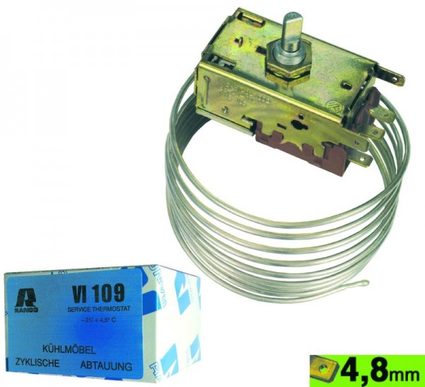 Thermostat K59H1303 Ranco VI109 ET2037220984