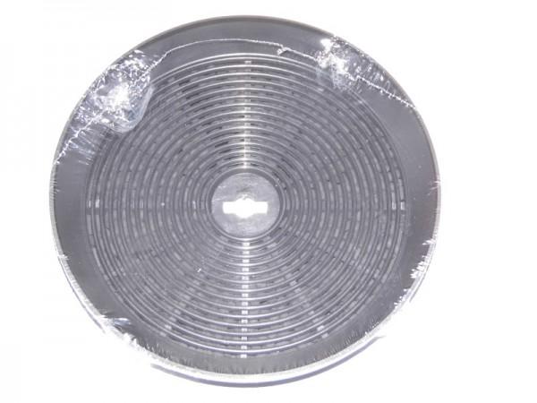 Aktivkohlefilter 174x33mm rund