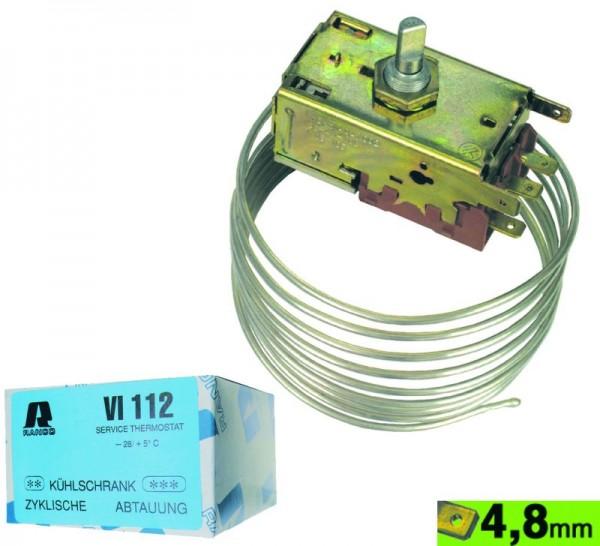 Thermostat K59H2805 Ranco VI112 ET2037220987