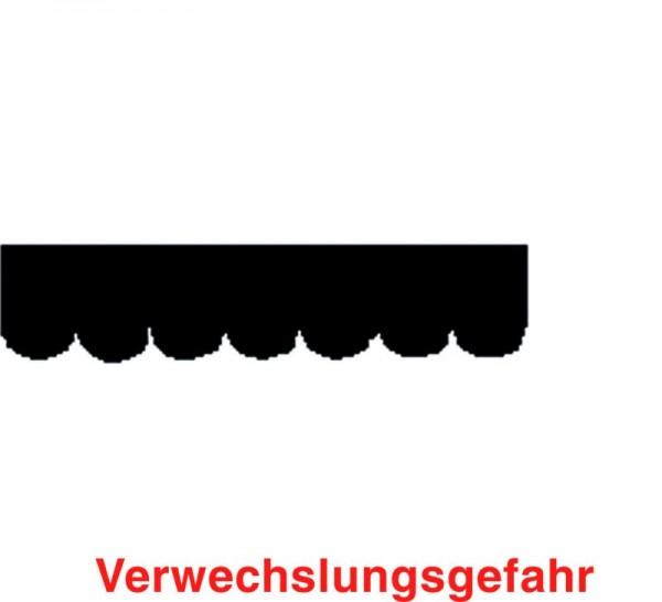 1951-H-7 Trockner Antriebsriemen (passend bei AEG Privileg Siemens Beko u.a. 481235818156)