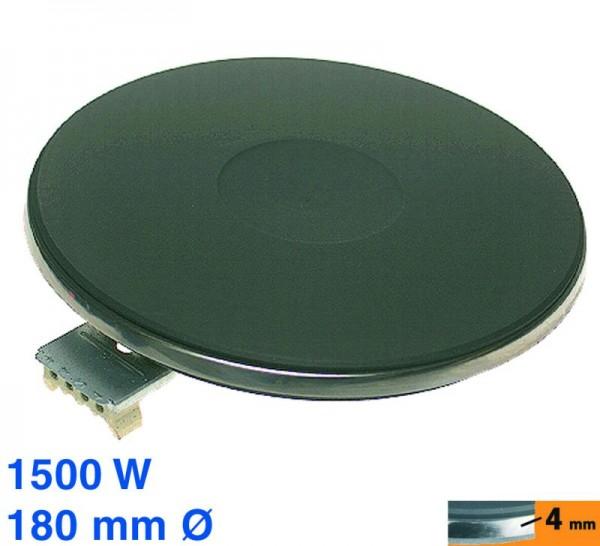 Kochplatte 180mmØ 1500W 230V ET2080120607