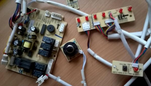 Elektronik zu Gorenje Geschirrspüler 346098