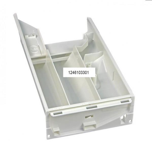 Waschmitteleinspülschale AEG Privileg Electrolux 1246103301 1246103624 ersetzt durch PVG007664E