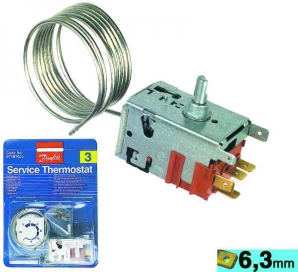 Thermostat 077B7003 Danfoss Nr.3 ET2037220990