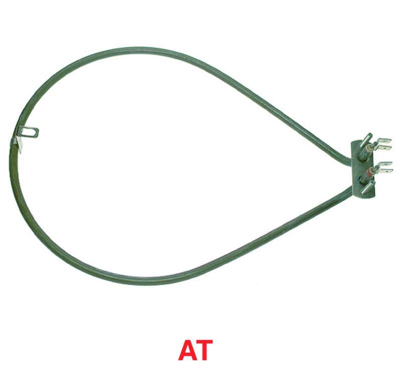 Heizung Umluft 1200W 220V Backofen passend wie Electrolux AEG 899661912880