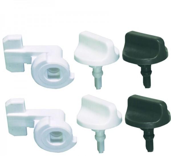 Verriegelung für Filterrahmen Bosch Siemen 00181270