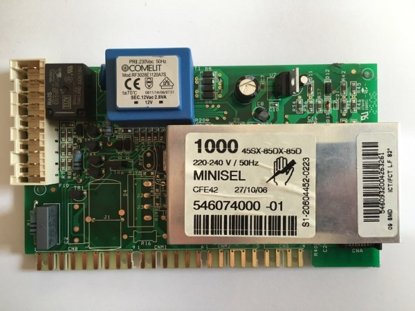 Elektronikmodul 651017851 546074000