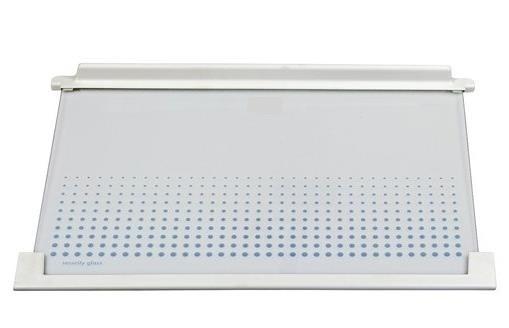 Glasplatte 475x315mm Lebensmittelfach kpl. ET225137453