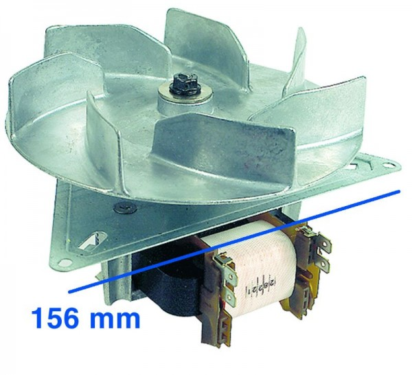 Heißluftherdventilator kpl. ET2080220792