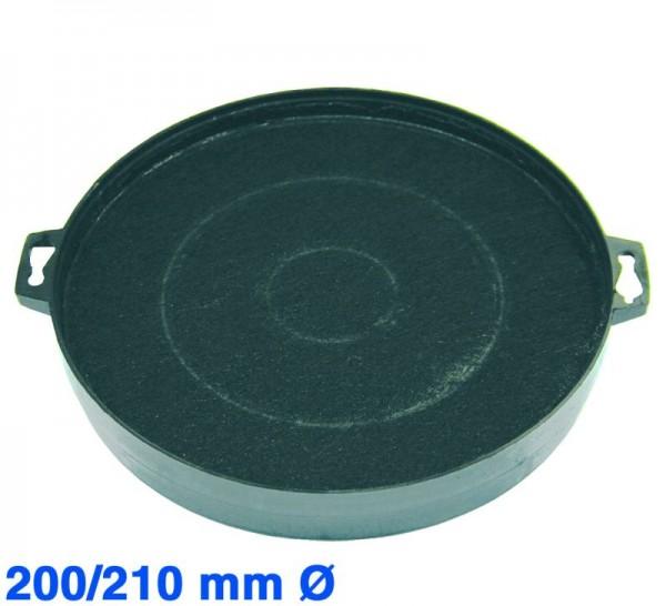 Kohlefilter Ø 200/210mm wie 484000008579 FAC539