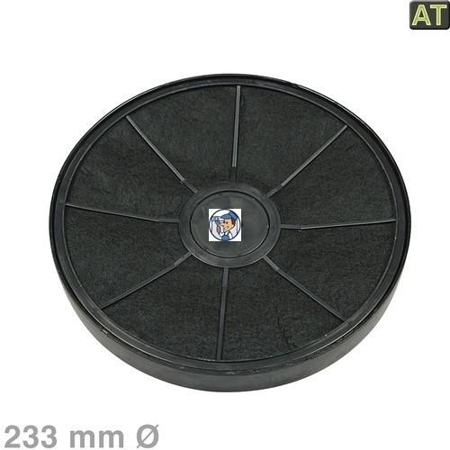 Kohlefilter Ø 233mm passend wie EFF54 50294677005 4055031274 4965503