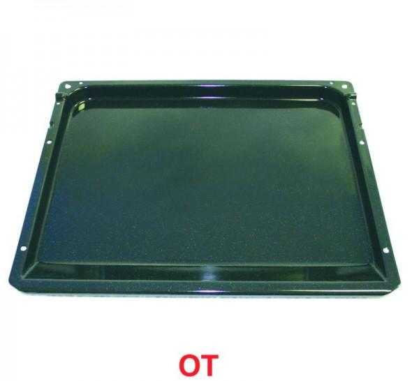 Backblech emailliert 23mm hoch, 425x360mm ET2080420100