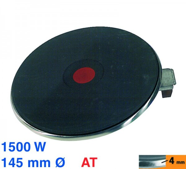 Kochplatte 145mmØ 1500W 230V ET2080120609